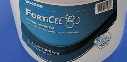 forticel mold prevention solution bottle
